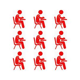شرکت در آزمون میانترم دروس الکترونیکی ( مربوط به دانشجویان دکتر زنگویی زاده)